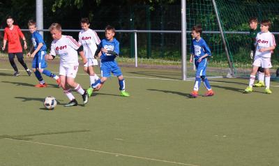 Foto zur Meldung: E-Jugend verliert letztes Spiel