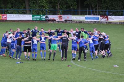 Foto zu Meldung: I. Herren - Liebe Germanen, liebe Fans, Freunde, Familienangehörige und Förderer