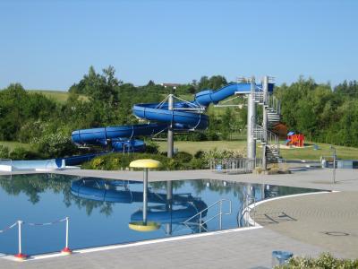 Vorschaubild zur Meldung: Freibadsaison startet am 1. Juni 2017