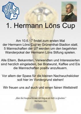 Foto zur Meldung: G-Junioren -1. Hermann Löns-Cup 2017 bei Germania