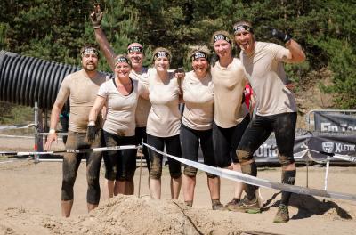 Foto zur Meldung: Ein Team - ein Ziel