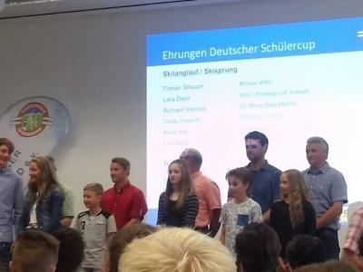 Foto zur Meldung: Auszeichnungsveranstaltung des TSV