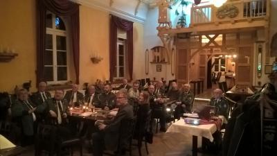 Foto zur Meldung: Jahreshauptversammlung 2017