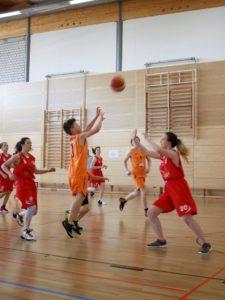 Foto zur Meldung: KKJS-Basketball:U19 der Squirrels gewinnt die Kreis-, Kinder- und Jugendspiele