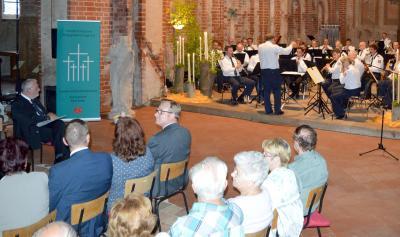 Vorschaubild zur Meldung: Einladung zum Benefizkonzert des Landespolizeiorchesters
