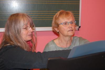 Foto zur Meldung: Musik kennt keine Alters-Grenzen