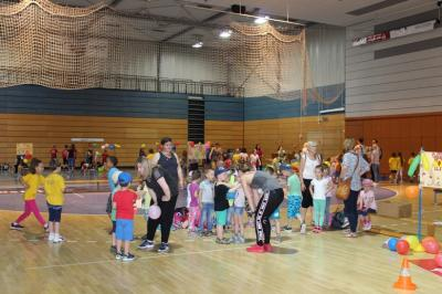 Vorschaubild zur Meldung: Spiel und Spaß zum diesjährigen Kindertagsfest