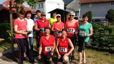 Foto zur Meldung: 725 -Jubiläumsveranstaltung  Konrode - Teilnahme Frauenchor