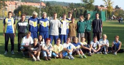 Foto zur Meldung: Landesmannschaftsmeisterschaft 2000