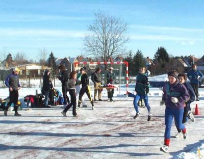 Foto zur Meldung: Paarlaufserie 2000/01 - 1.Lauf