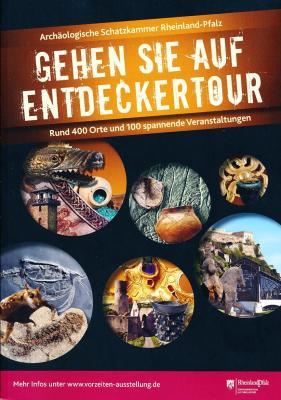 Vorschaubild zur Meldung: Archäologische Schatzkammer Rheinland-Pfalz