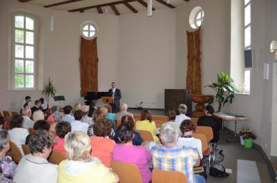 Eröffnungsveranstaltung der Brandenburgischen Seniorenwoche 2016 im Landkreis OSL