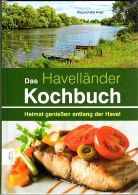 Foto zur Meldung: Das neue Havelländer Kochbuch ist da