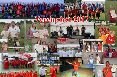 """Foto zur Meldung: Das 28. Vereinsfest geht als das """" Aufstiegsfest"""" in die Geschichte unseres Vereins ein."""