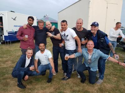 Foto zur Meldung: III. Herren - Kreispokalfinale - Double verpasst