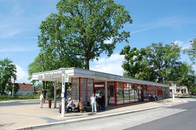 Busbahnhof Falkensee