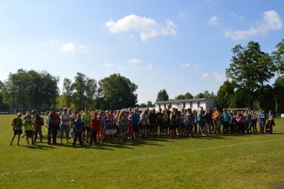 Foto zur Meldung: Sportfest der Schulen in Calau