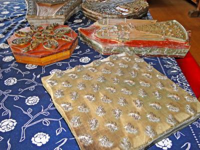 Vorschaubild zur Meldung: Blaudruck als immaterielles Kulturgut in nationale Liste der UNESCO aufgenommen