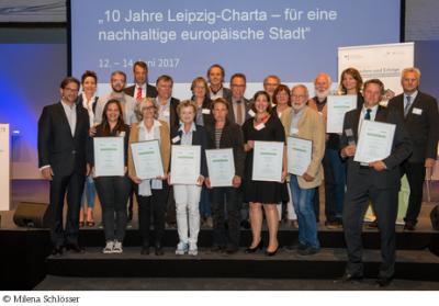 """Foto zur Meldung: Preisträger des Wettbewerbs """"Menschen und Erfolge"""" ausgezeichnet"""