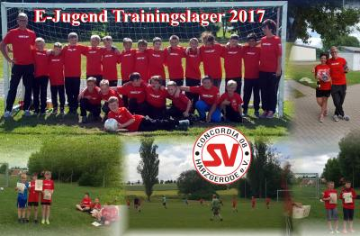 Foto zu Meldung: E-Jugend Trainingslager 2017