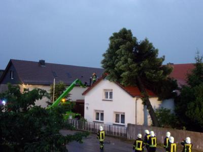 Vorschaubild zur Meldung: Schäden nach Umwetter