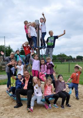 Foto zur Meldung: Groß Laasch - Ferienspiele / Erlebnistage