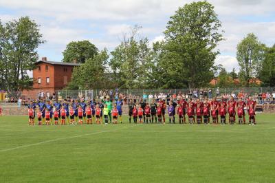 Foto zur Meldung: Spielbericht zum Spiel gegen den 1. FC Lok Leipzig
