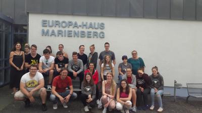 Foto zur Meldung: Europahaus