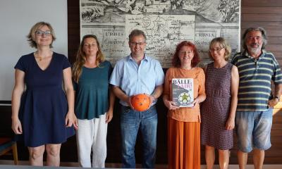 "Foto zur Meldung: 1. Sitzung der Steuerungsgruppe ""Fairtrade Town Creußen"""