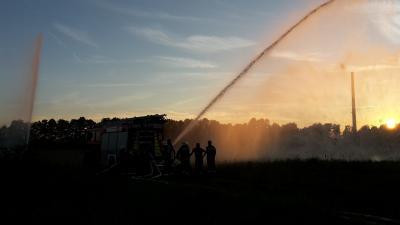 Foto zu Meldung: Ausbildung: Wasserförderung über lange Wegestrecke