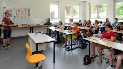 Vorschaubild zur Meldung: Kinder- und Jugendparlament Schenklengsfeld