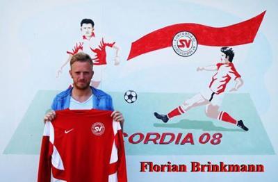 Foto zu Meldung: Florian Brinkmann kehrt zurück !