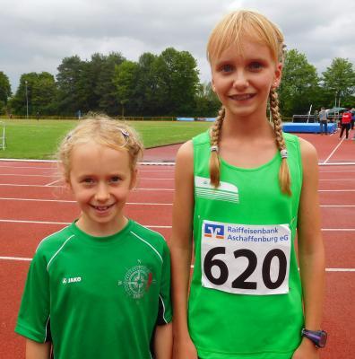 Foto zur Meldung: Unterfränkische Meisterschaften U12 und U14