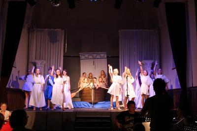 Vorschaubild zur Meldung: Musical-Company begeistert ihr Publikum