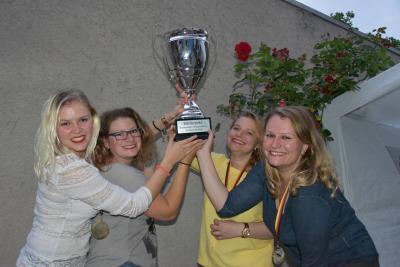 Foto zur Meldung: Bowling Bundesländerkampf