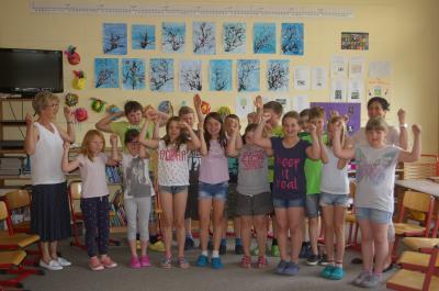 """Foto zur Meldung: Das Projekt """"sicher-stark-frei"""" an der Röslauer Grundschule – ein wertvoller Beitrag zur Gewaltprävention und zum Schutz der Kinder"""