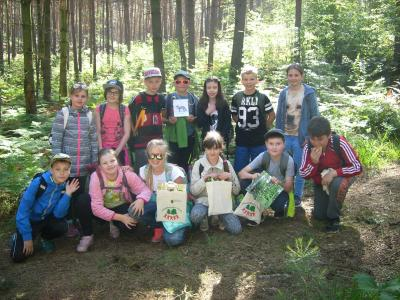 Vorschaubild zur Meldung: Waldjugendspiele in Taura