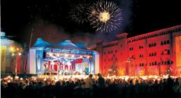 Vorschaubild zur Meldung: Ein Sommer an der Elbe - Elblandfestspiele laden am 14. und 15. Juli nach Wittenberge