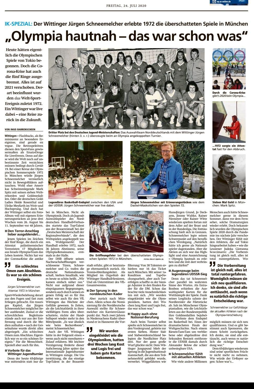IK-Spezial Jürgen Schneemelcher