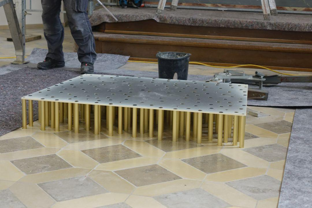 Neuer Altar Blaibach 1