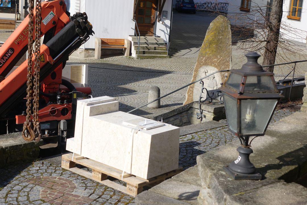 Neuer Altar Blaibach 2