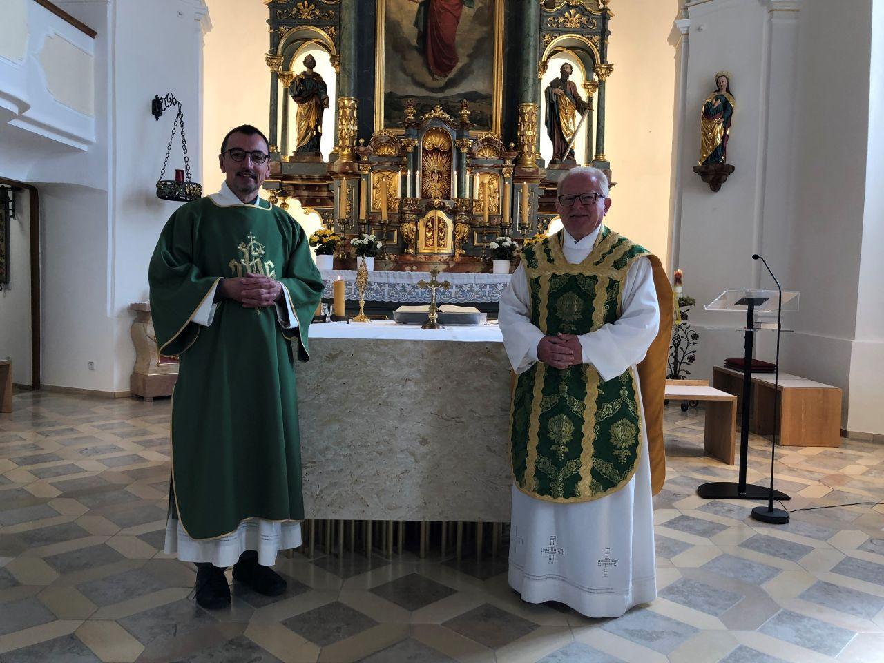 Begrüßung Peintinger Blaibach