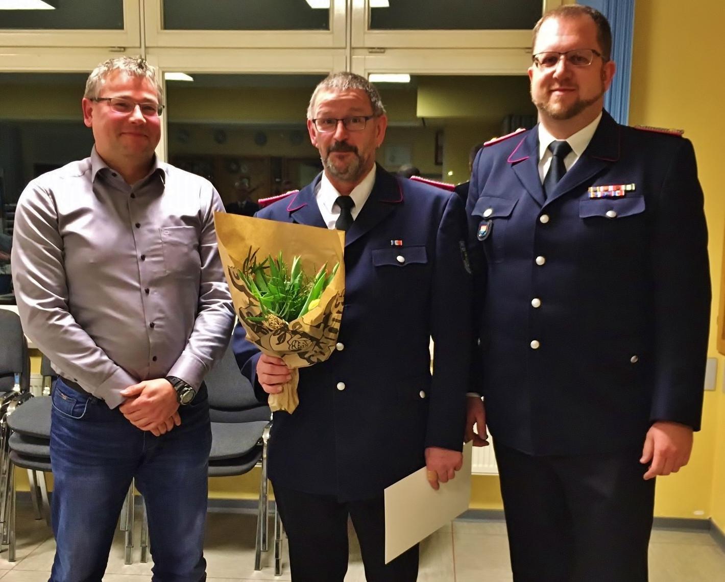 Ernennung Rolf Meier