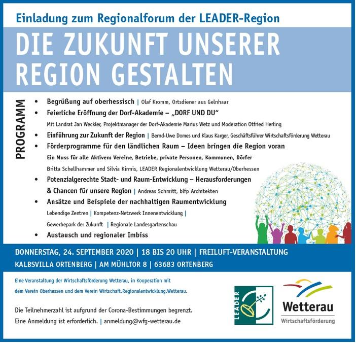Leaderforum am 25.09.20