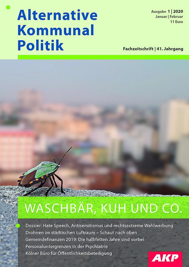 AKP-Waschbär
