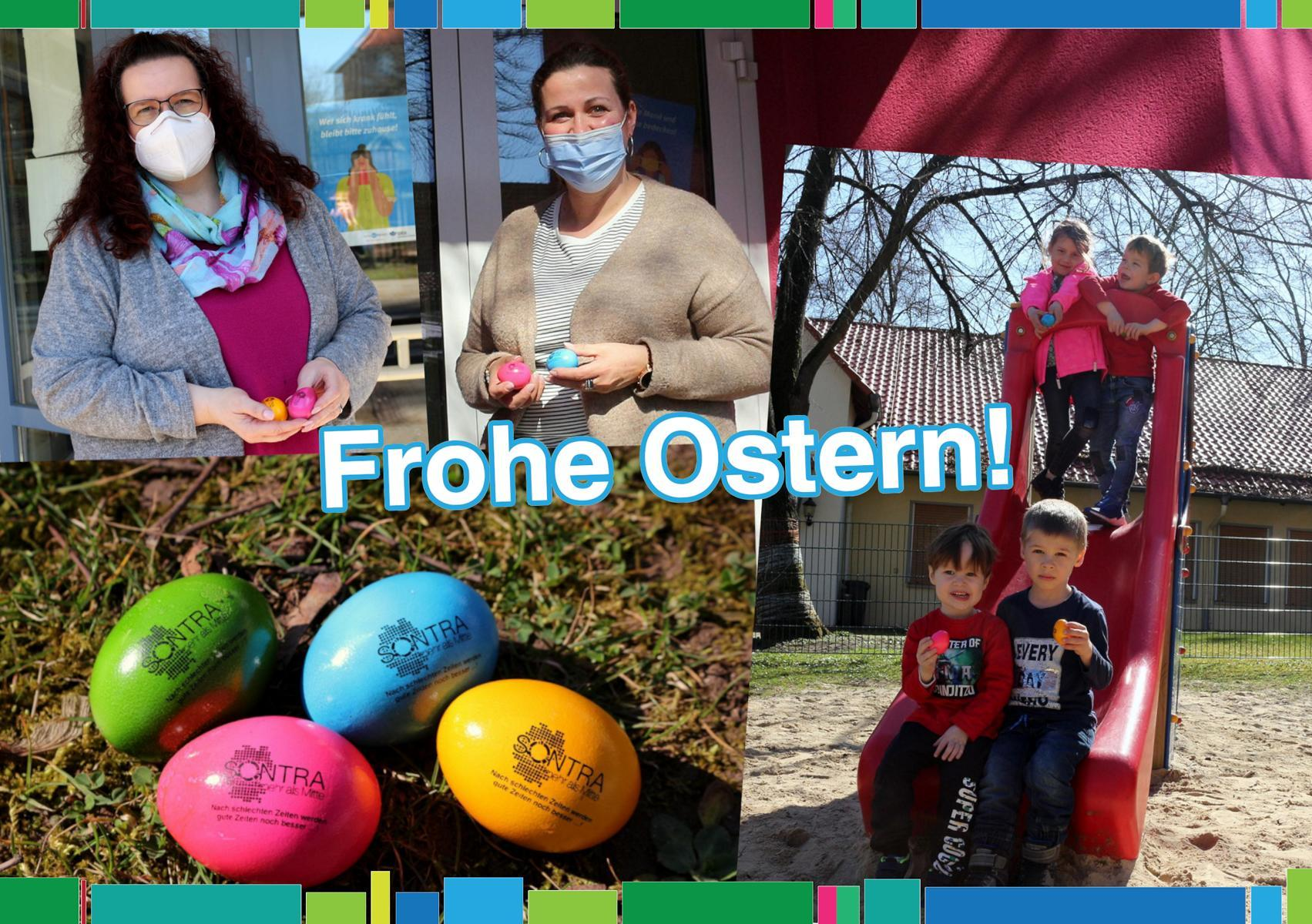 Frohe Ostern 2021!