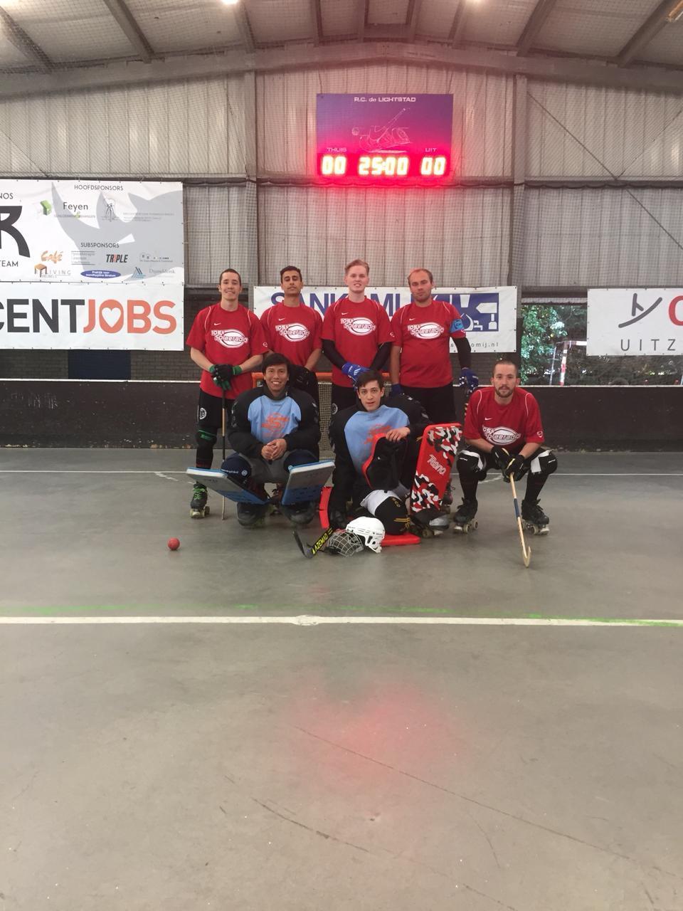 Team in Eindhoven