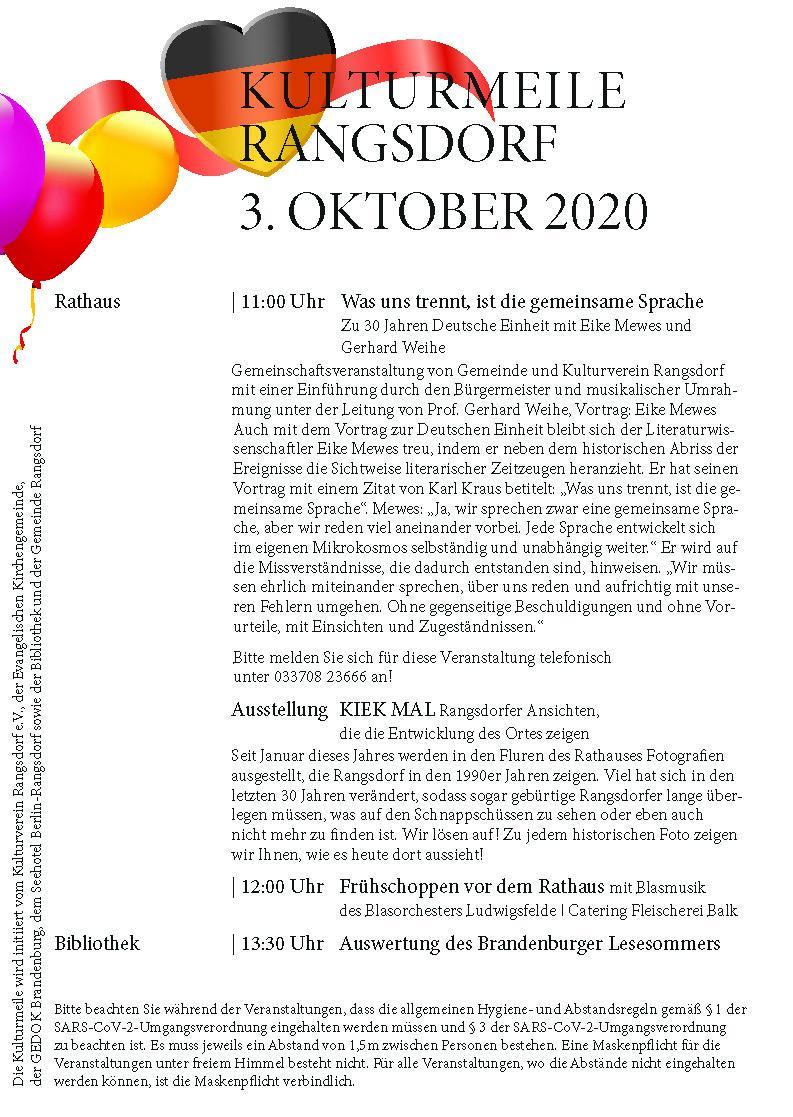 (C) Flyer- Programm 03.10.2020 - Seite 1
