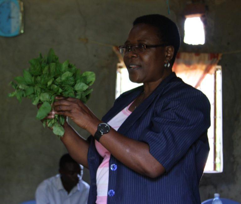 Dr. Mary Stella Wabwoba
