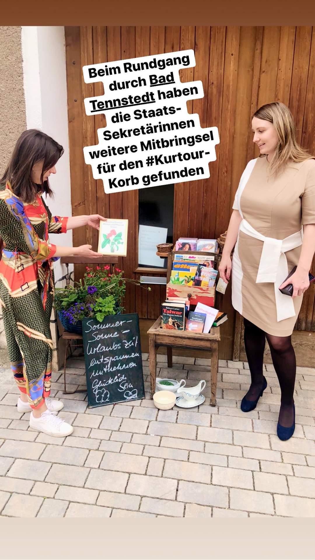 Kurtour durch Bad Tennstedt